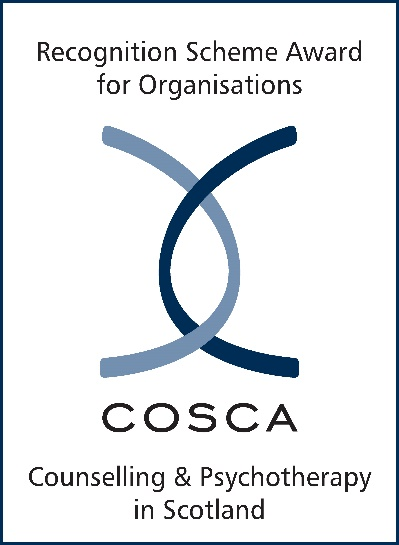 COSCA counselling & psychotherapy logo