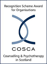 COSCA counselling & psychotherapy in Scotland logo